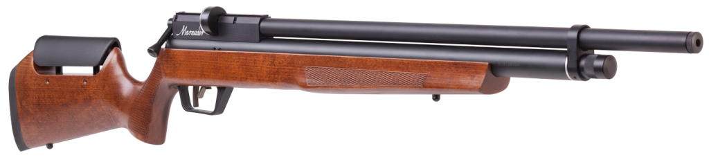 Benjamin marauder .22 with wood stock