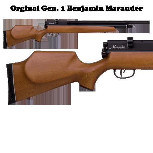 Catagorey-gen1-marauder | Benjamin Marauder Air Rifle
